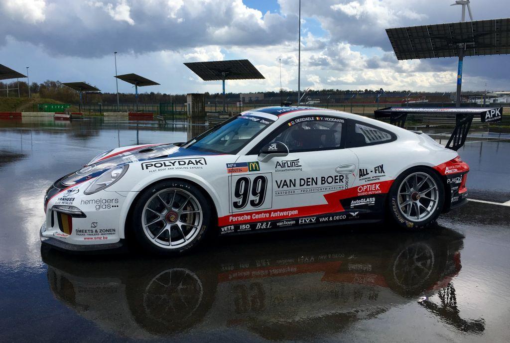 Dylan Derdaele #99 | Belgium Racing | Porsche Centre Antwerpen