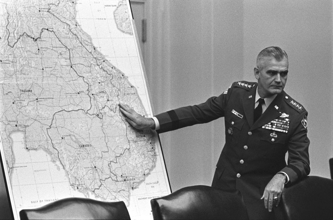 The Vietnam War - Aflevering 4: General Westmoreland 1967 (c) LBJ Presidential Library