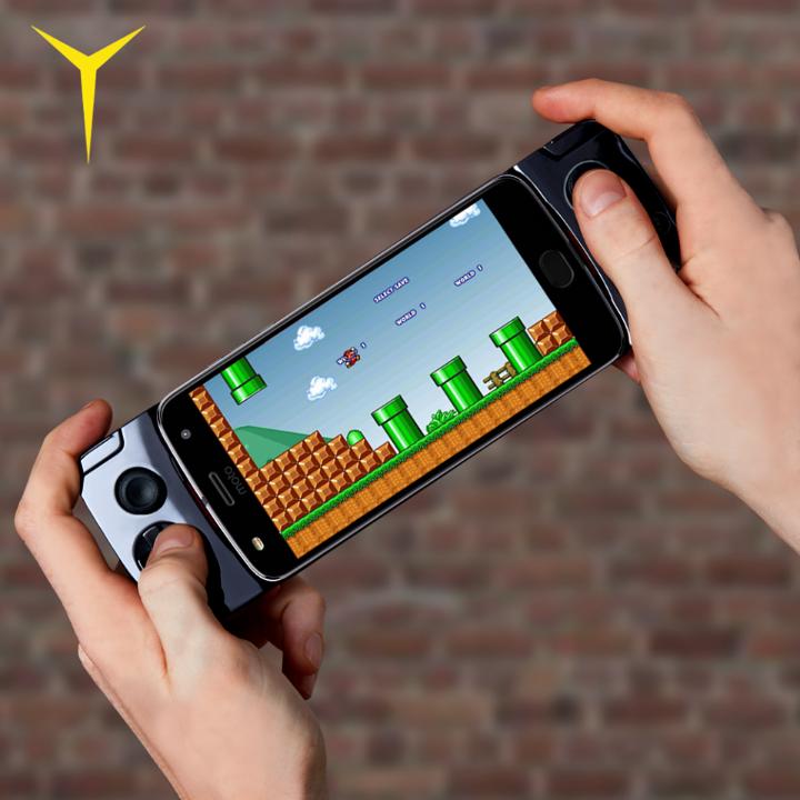 Moto GamePad