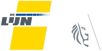 De Lijn Oost-Vlaanderen press room Logo