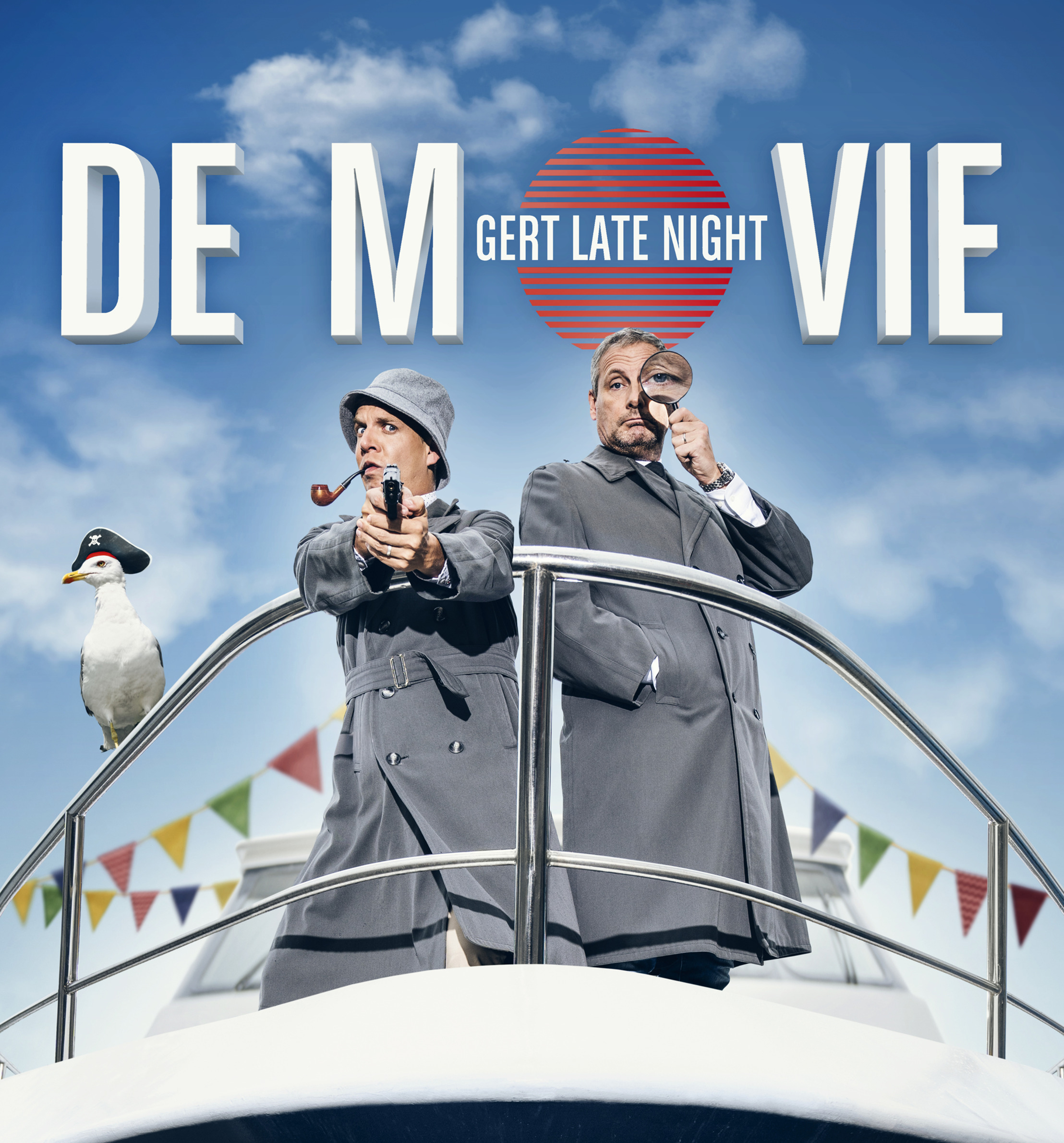 Gert Late Night - De Movie recensie