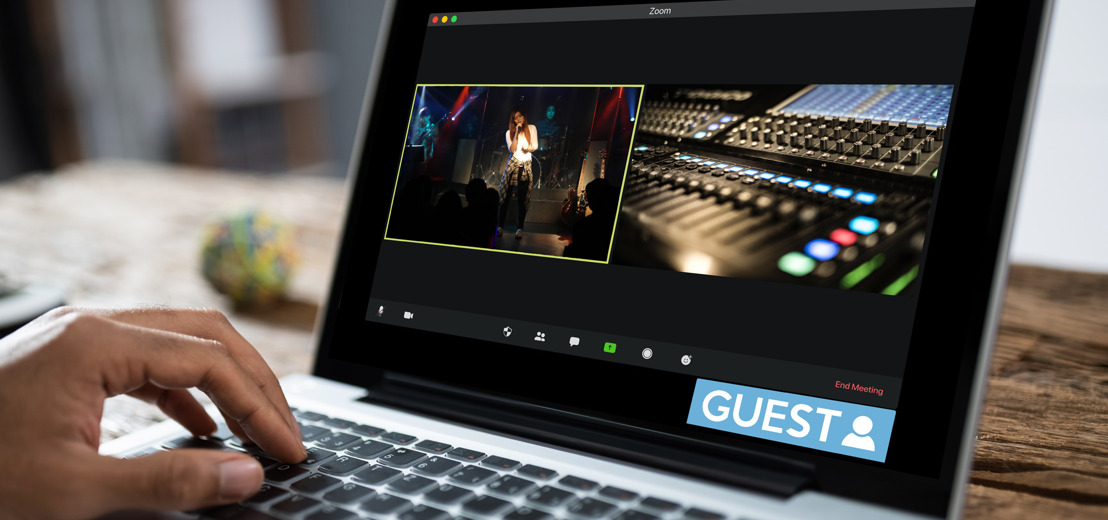 IQOYA GUEST Provides Pristine, Reliable Web-based Audio for Virtual Trade Shows