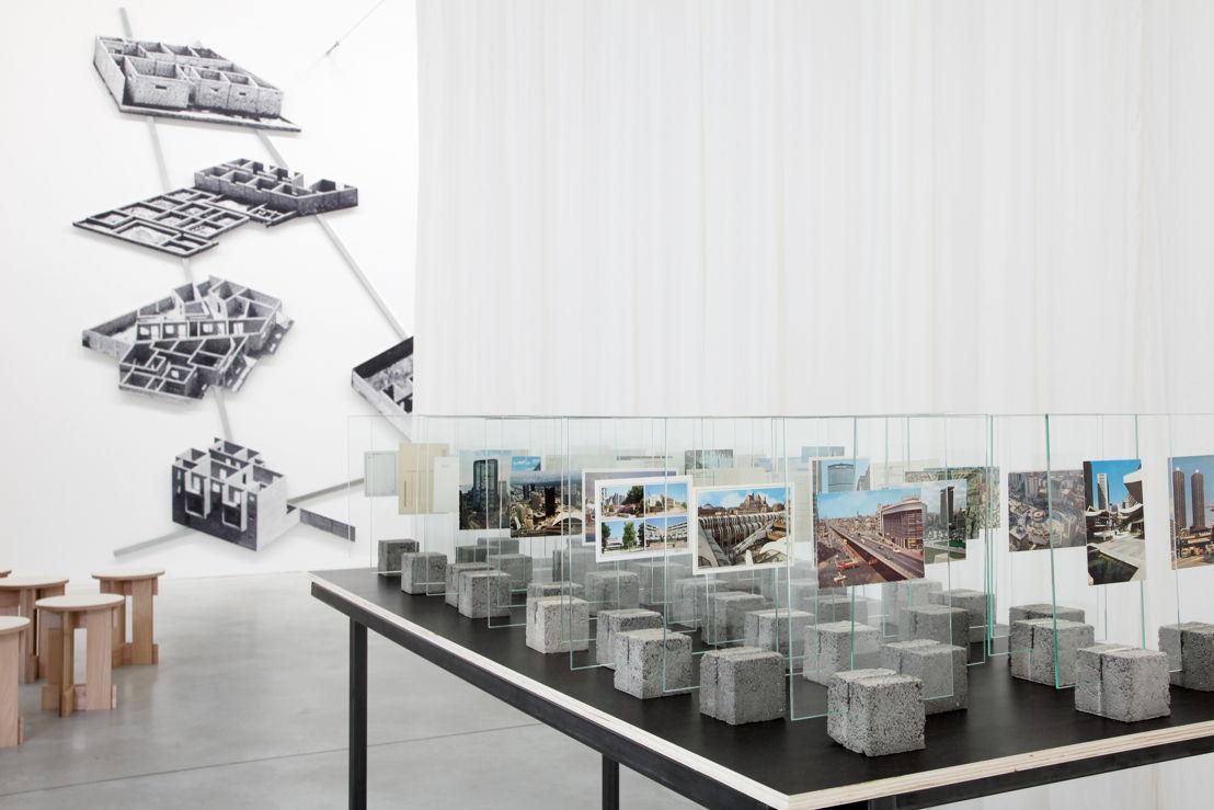 Aglaia Konrad. Dakar Cuts (2001/2016) & Concrete City (2012) © 2016 KK / www.document-architecture.com