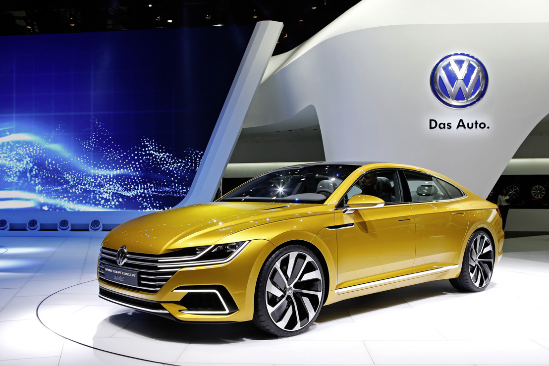 Volkswagen – the innovation think tank: world leader in research and development with investment totaling €11.5 billion