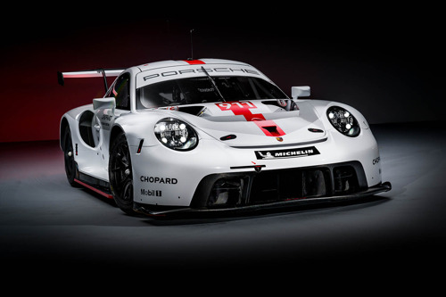 Porsche remains committed to naturally aspirated engine in motorsport