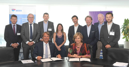 BESIX Group and Proximus announce Smart Buildings partnership