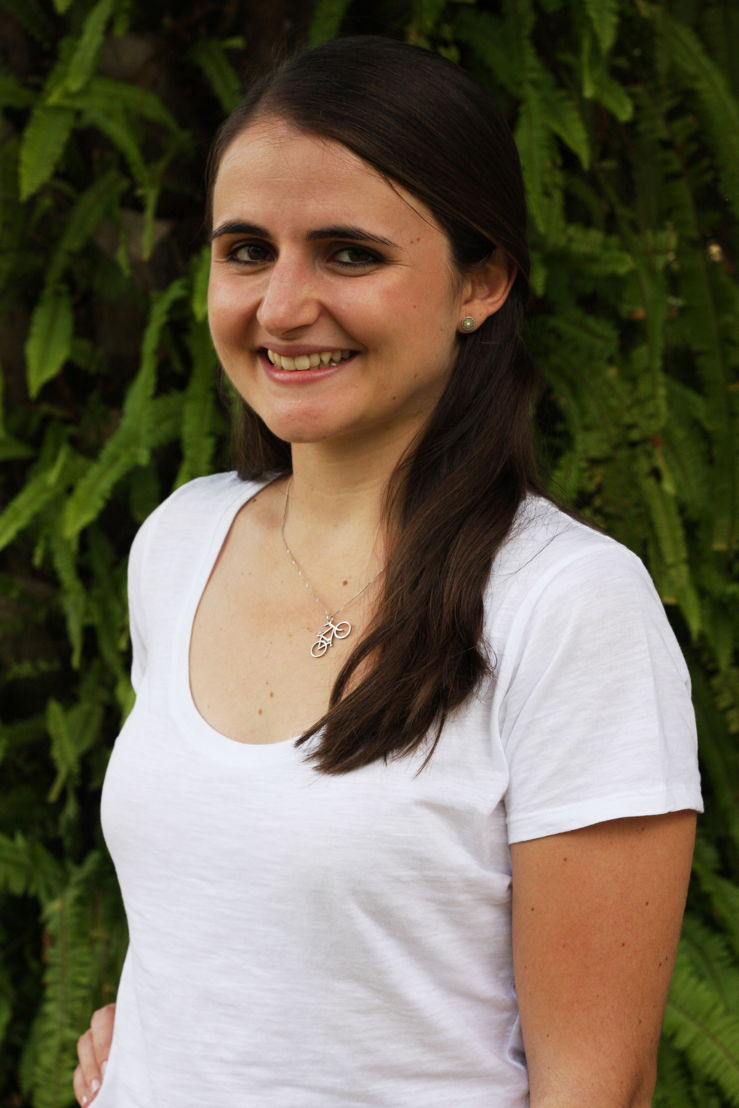 Claire Waterhouse, human resources coordinator. Photographer: MSF