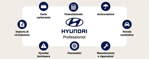 """Hyundai Professional - il nuovo """"Full Service Leasing"""" per aziende e gestori di flotte"""