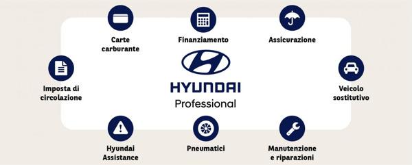 """Preview: Hyundai Professional - il nuovo """"Full Service Leasing"""" per aziende e gestori di flotte"""