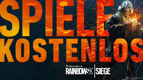 TOM CLANCY'S RAINBOW SIX SIEGE FREE WEEKEND BEGINNT AM 5. MÄRZ