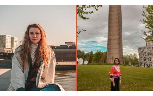 Studenten Yelena, Thomas, Isa, Quinten en Britt over hun studiekeuze