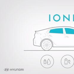 Infographique : valeurs résiduelles élevées et meilleur TCO pour la nouvelle Hyundai Ioniq