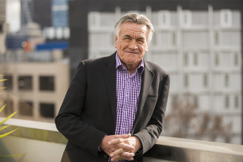 Host, Barrie Cassidy