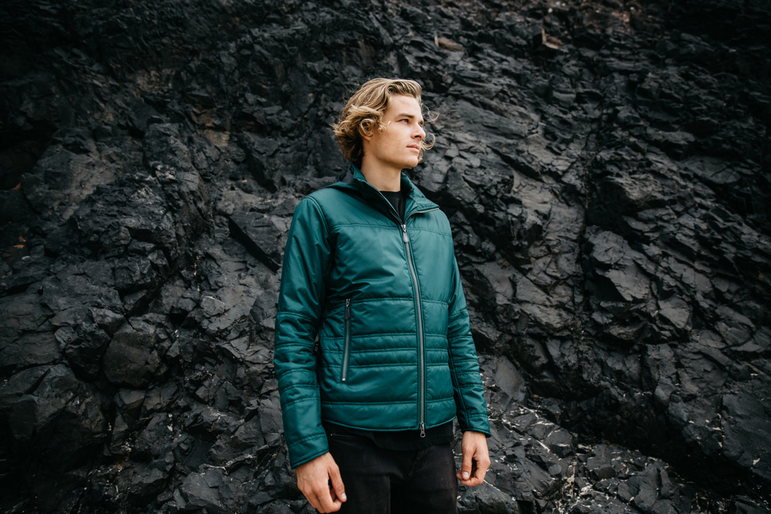 Insulated and Waterproof, the Overland is Perfect for Unpredictable Weather