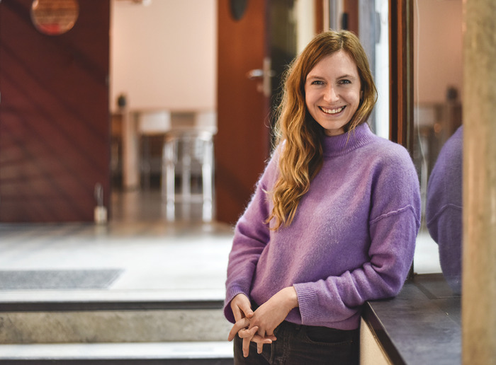 Meet Loes Fierens, the new producer at DDB.