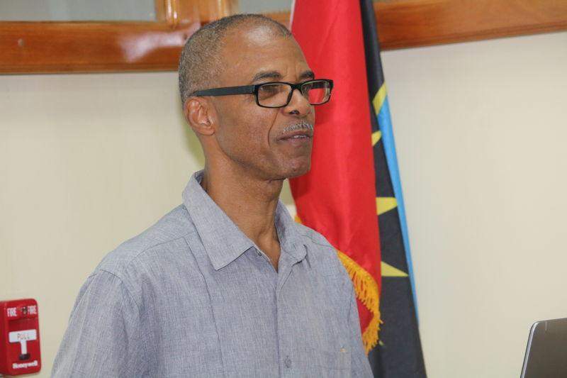 Marcellus Albertin, Directeur du Cluster Development Social et Humain
