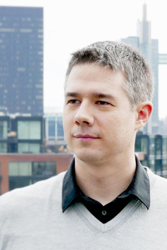 Axel Achter, web developer