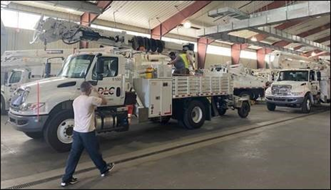 Duquesne Light Company Crews Traveling East to Assist with Ida Relief