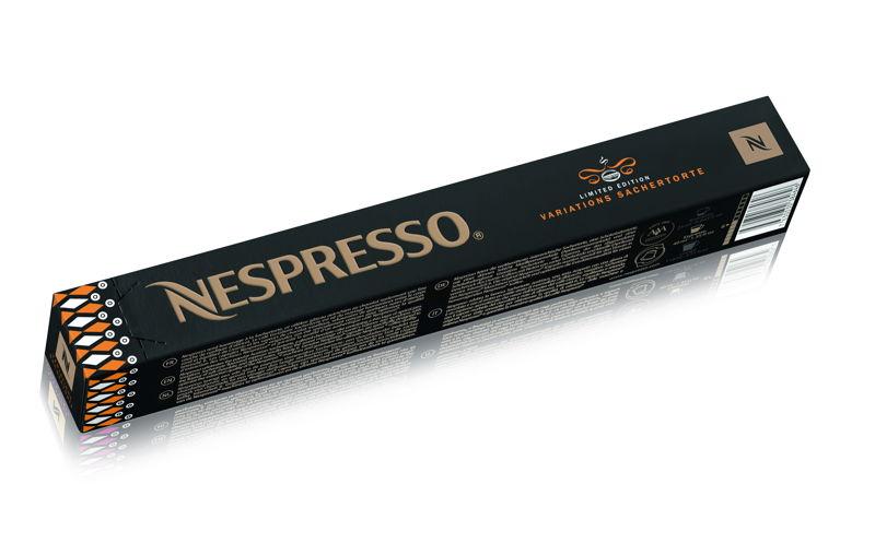 Nespresso Variations - Sachtertorte