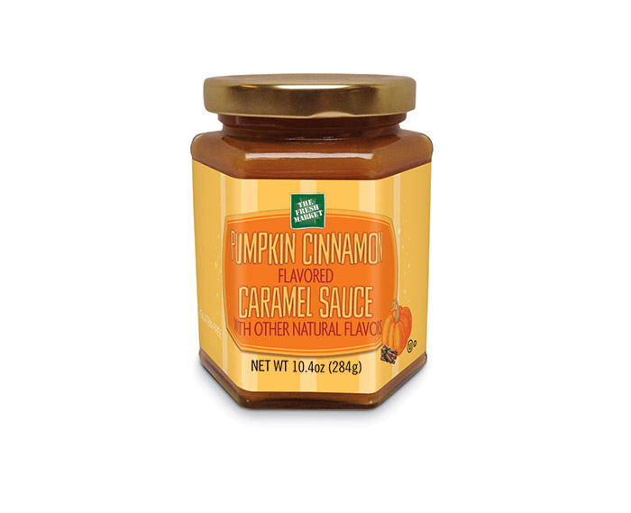 TFM Pumpkin Cinnamon Caramel Sauce