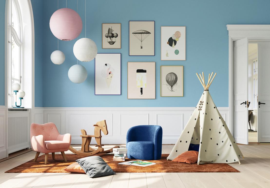 Interieur Twinning: Sofacompany lanceert meubels voor jezelf én je mini-me!