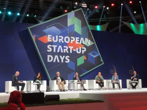 HiNounou showcases at European Economic Congress