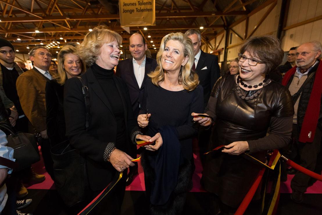 Marion Lemesre, Prinses Léa, Cécile Jodogne<br/>©Svend Andersen