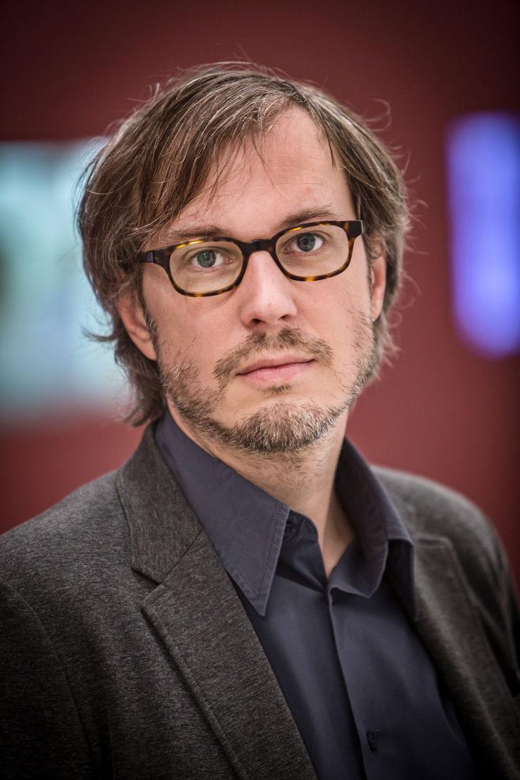 Portret Markus Schinwald, foto: © Dirk Leemans