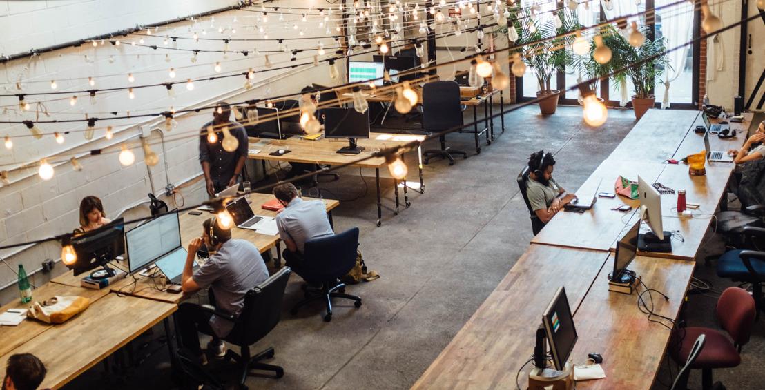 Belgische start-up verovert co-working spaces in heel Europa
