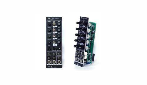 Inspired by simplicity: Introducing ADDAC System 4 Voice Cluster