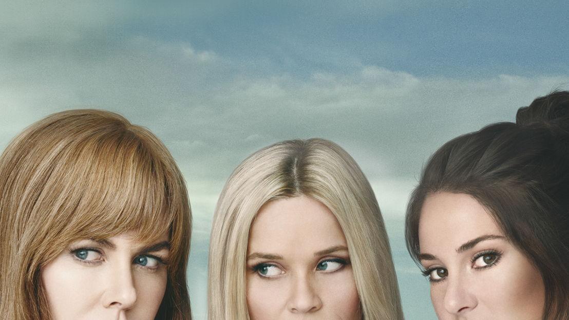 Nicole Kidman, Reese Witherspoon en Shailene Woodley - (c) HBO