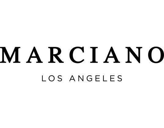Marciano Los Angeles press room