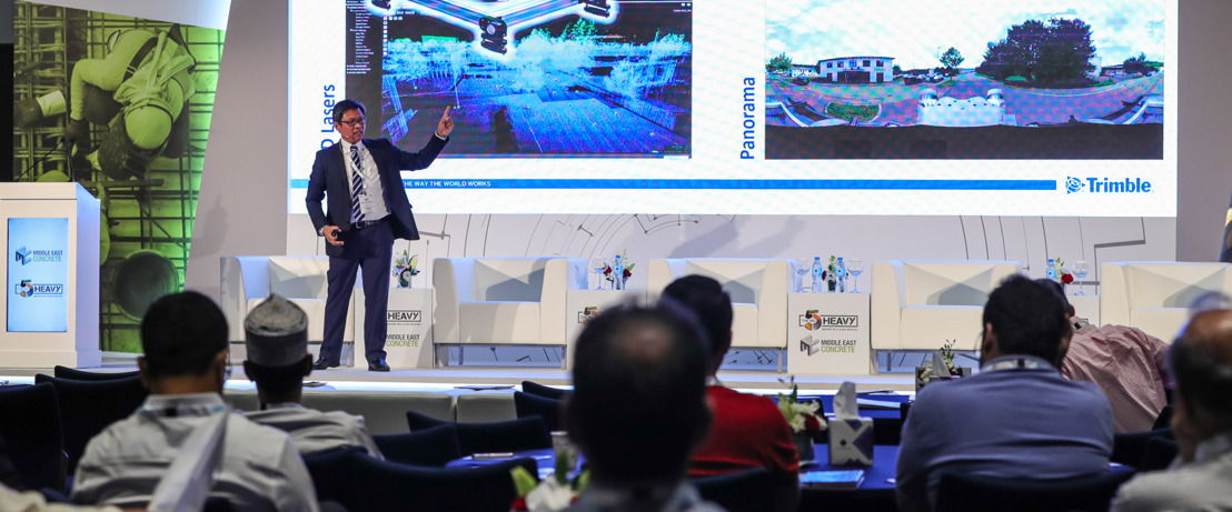 INAUGURAL GEOSPATIAL LEADERS CONFERENCE LAUNCHED AT THE BIG 5 HEAVY TODAY
