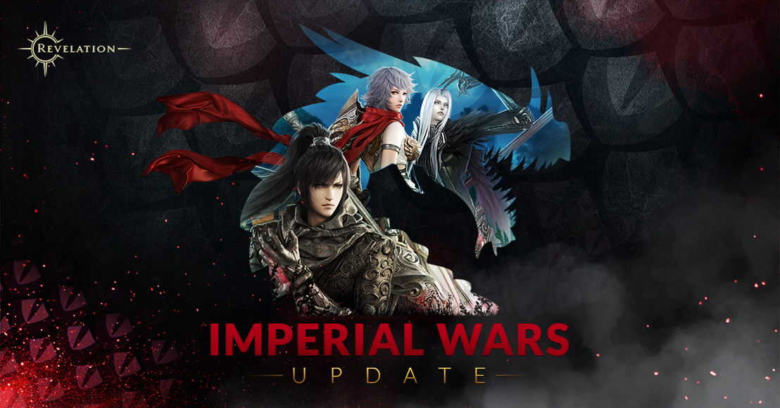Imperial Wars Key art