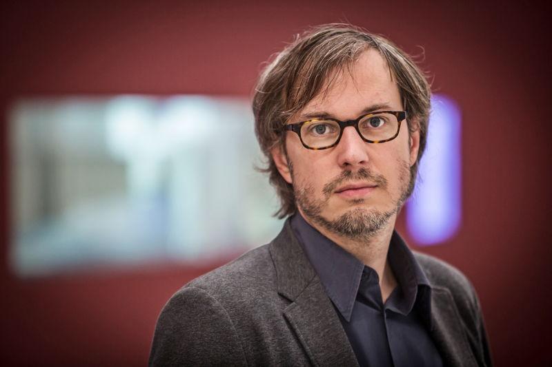 Portret, Markus Schinwald © photo: Dirk Leemans
