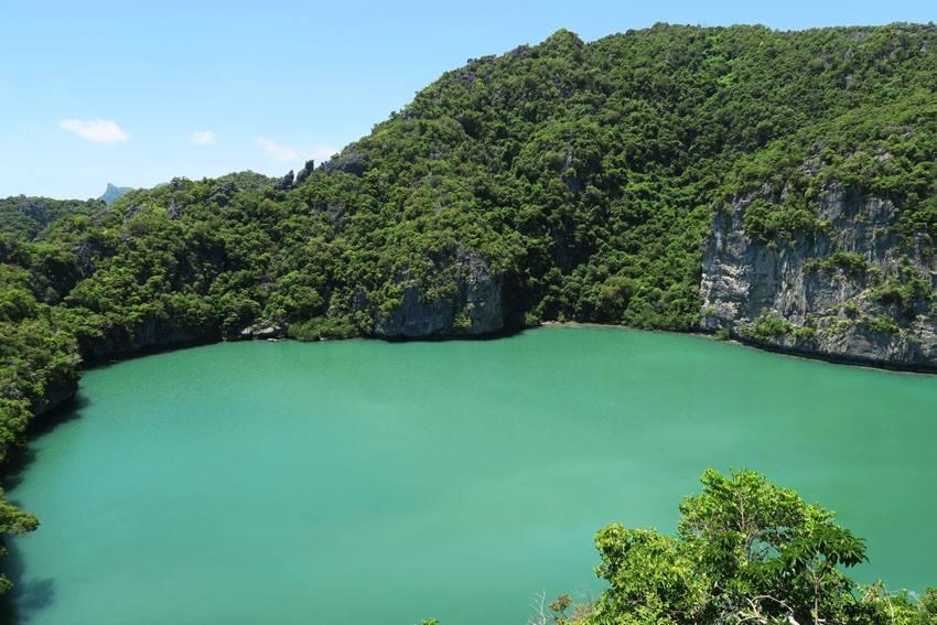 Mu Koh Ang Thong - Lagoon