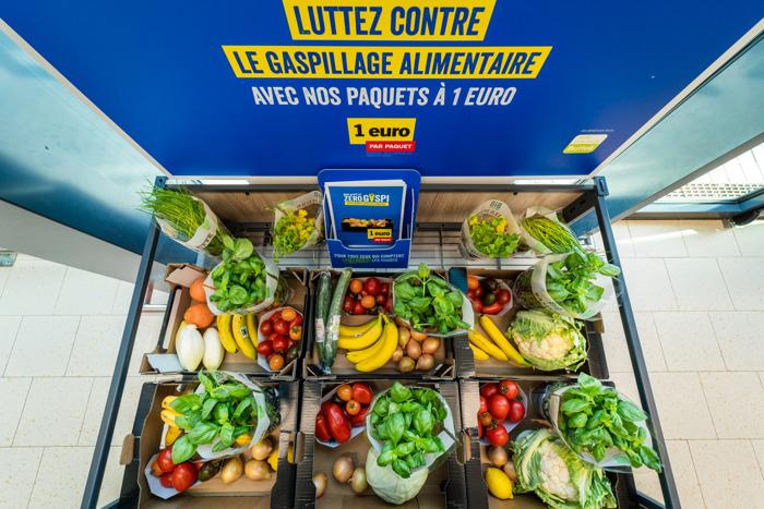Lidl lance l'initiative « Bon appÉtit, Zéro Gaspi» pour réduire les pertes alimentaires de 50% d'ici à 2025