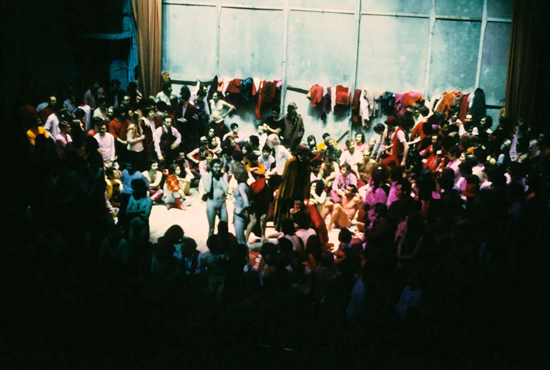 Mei in het Kaaitheater