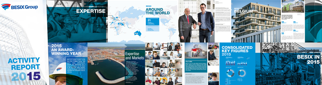 Discover our new Activity Report 2015