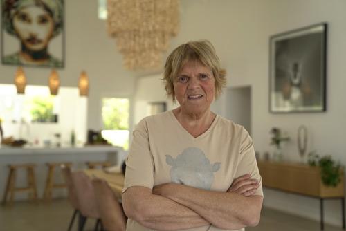 """Die huis met Margriet Hermans: """"Mijn leven zou veel makkelijker geweest zijn als man"""""""