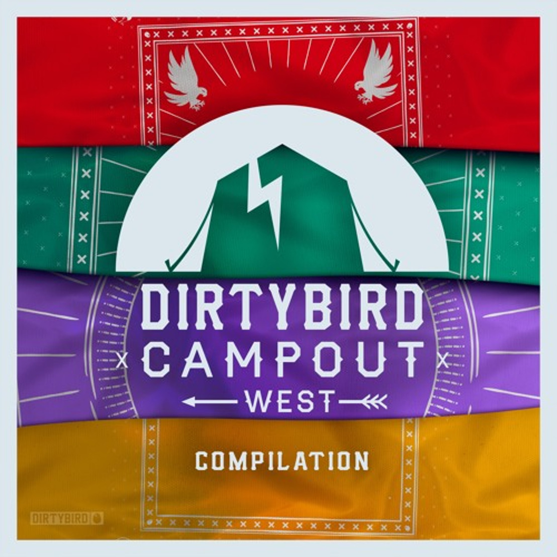Dirtybird Campout West Compilation Drops Ahead of SOLD OUT Festival October 5-7 at Modesto Reservoir