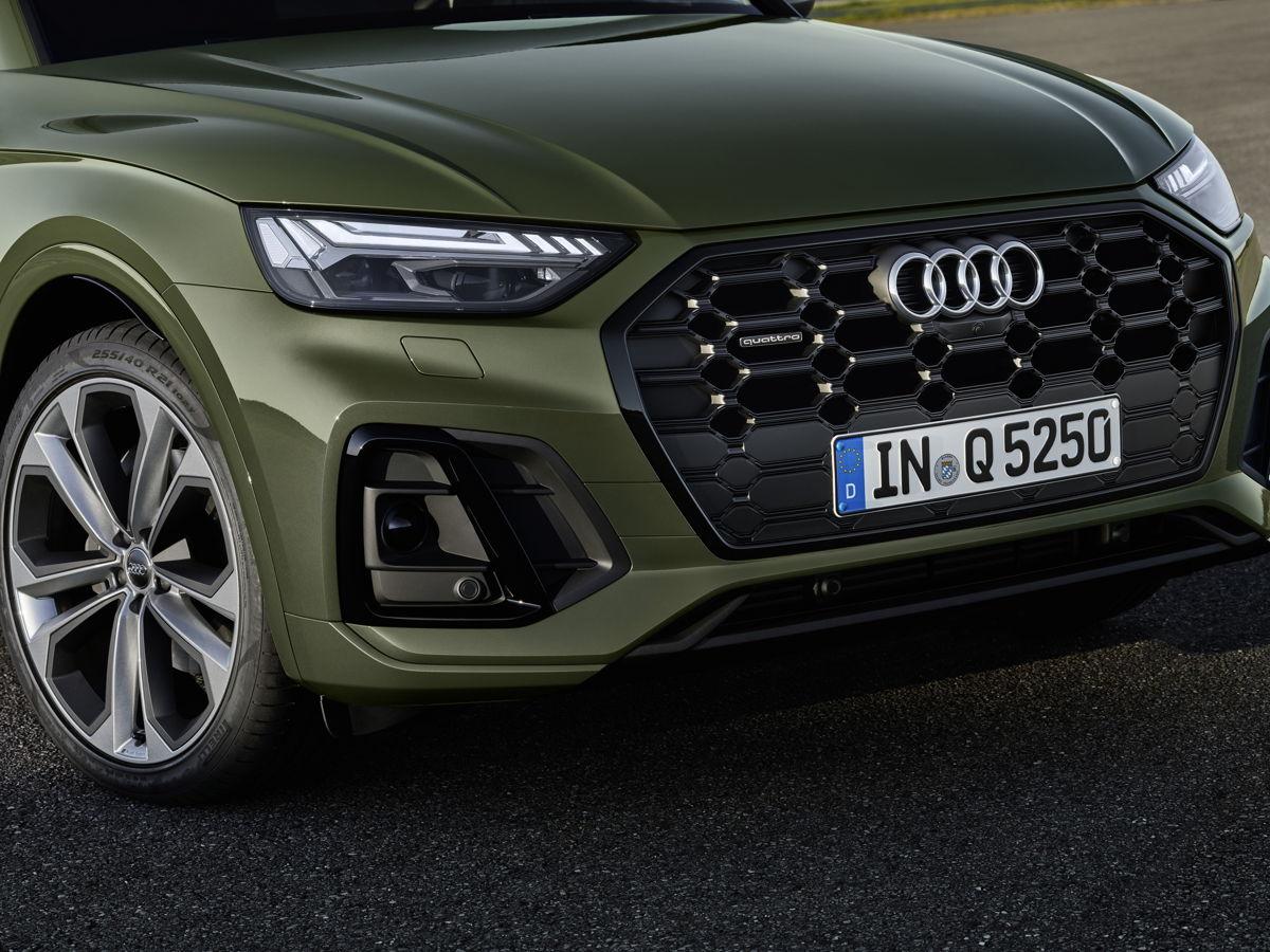 Audi Q5 nouvelle calandre