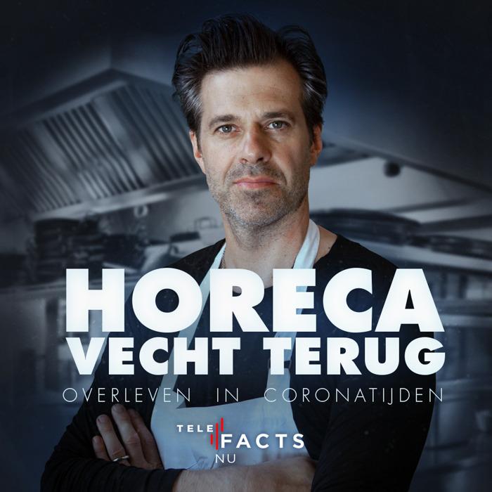"""Telefacts NU volgde sterrenchef Sergio Herman tijdens rampjaar: """"Ik heb in 2020 helemaal niets verdiend"""""""