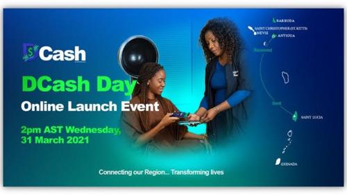 ECCB Governor Announces DCash Public Launch
