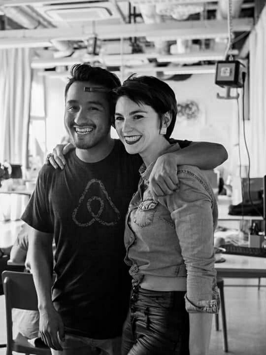 Founders José Cordova & Jasna Rokegem