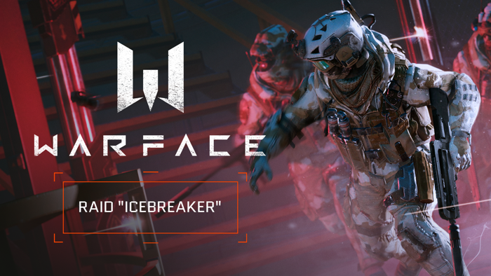 Preview: ICEBREAKER UPDATE AVAILABLE IN WARFACE FOR PLAYSTATION®4 AND XBOX ONE