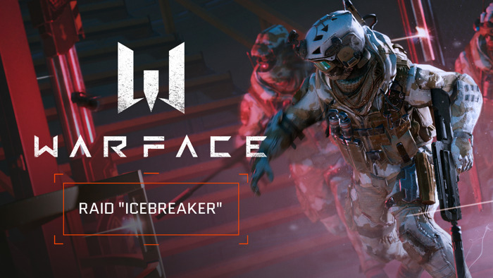 ICEBREAKER UPDATE AVAILABLE IN WARFACE FOR PLAYSTATION®4 AND XBOX ONE