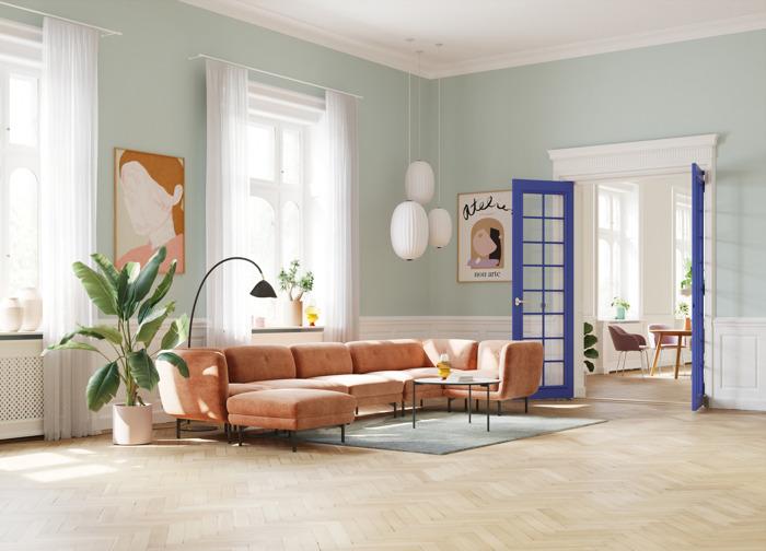 Flexibel wonen zit in de lift: Belgische verkoop modulaire zetels bijna verdubbeld!