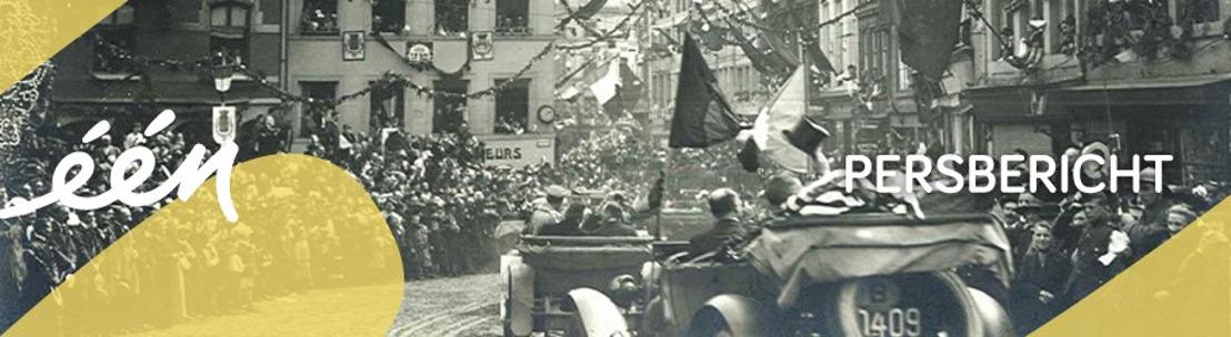 Nooit meer ten oorlog: Een eeuw later blikt Eén terug op de Wapenstilstand