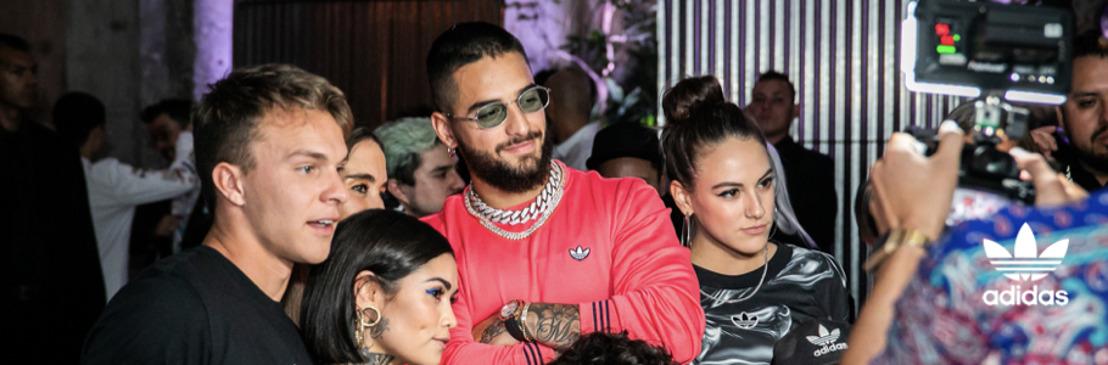 adidas Originals celebra a los espíritus creativos de América Latina en una fiesta sin igual